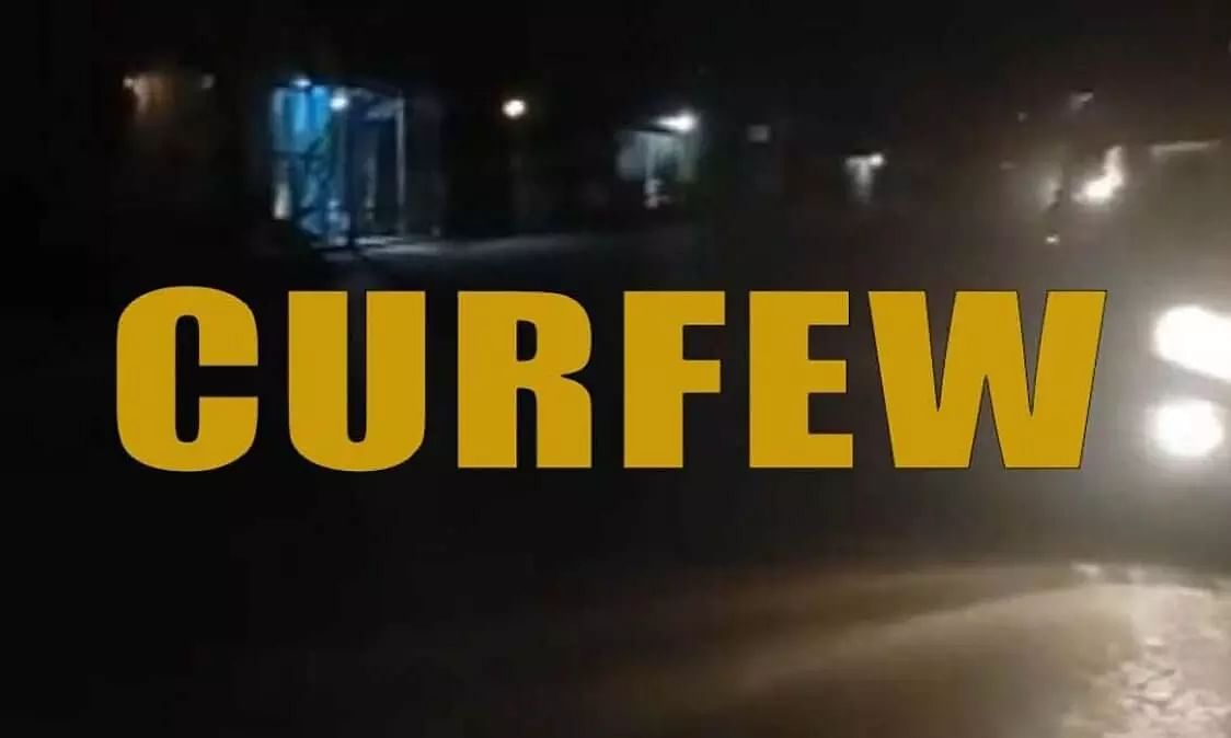 Night curfew in Shillong due to spike in COVID-19 cases