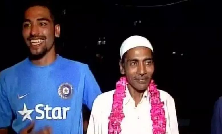 Want to fulfill my fathers dream of making India proud: Mohammed Siraj
