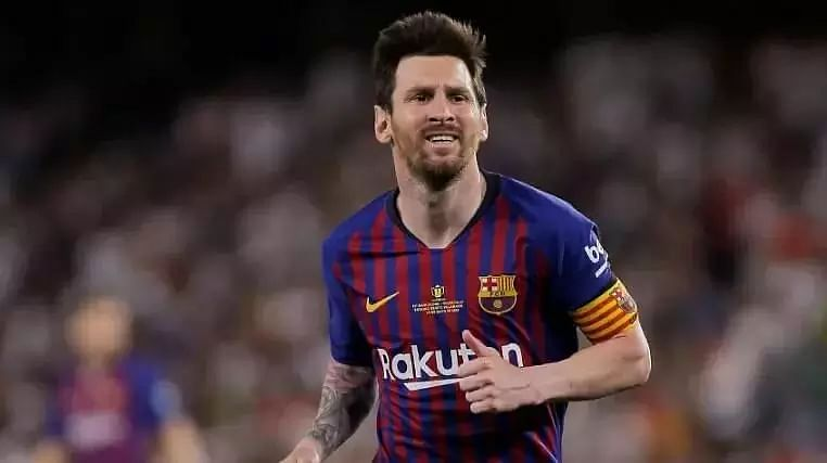 Zidane wants Lionel Messi to stay in LaLiga amid exit rumours -  Sentinelassam