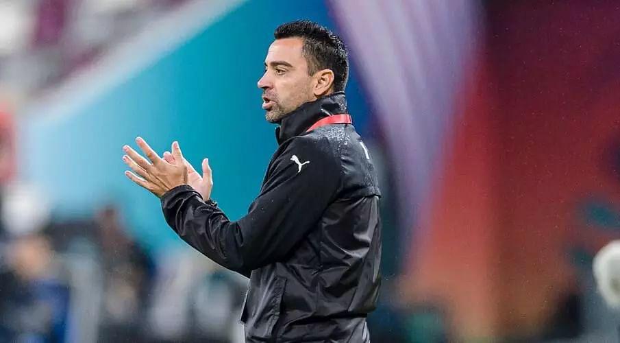 Xavi Hernandez hoping to coach Barcelona in the future