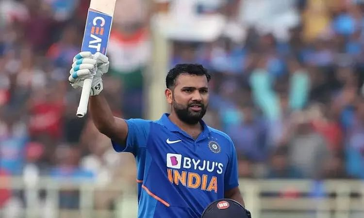 Would like to see Rohit play those shots against real pace, says Michael Holding