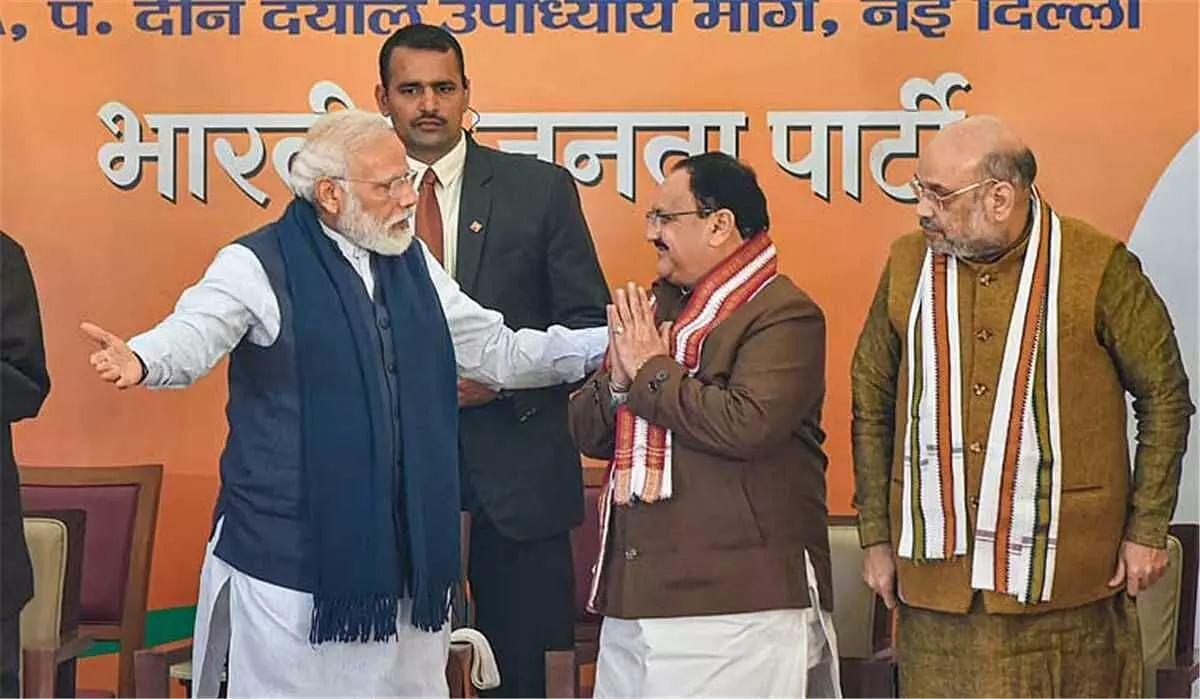BJP all set to revamp party leadership in Bihar