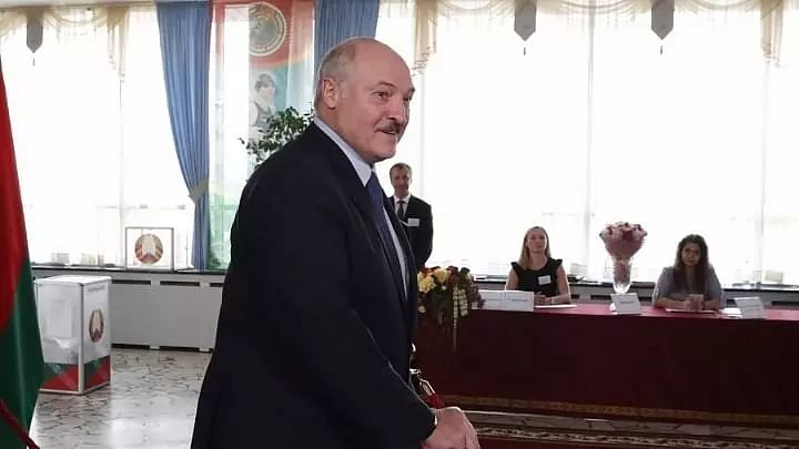 Belarusian President hints he may quit