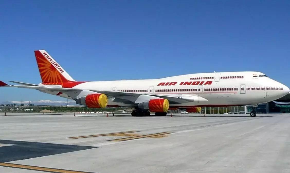 Jaipur-Delhi Air India delayed flight to save four lives