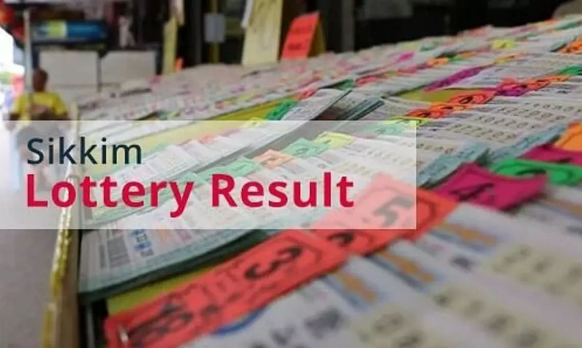 Todays Sikkim State Lottery Results Online - 01 December - Check here