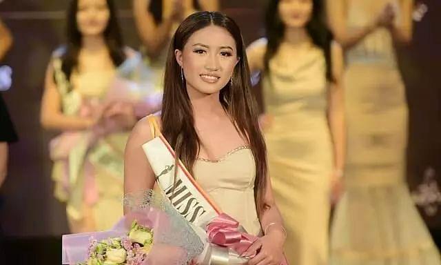 Mizoram's Lalmuansangi Varte to represent in Miss India beauty pageant
