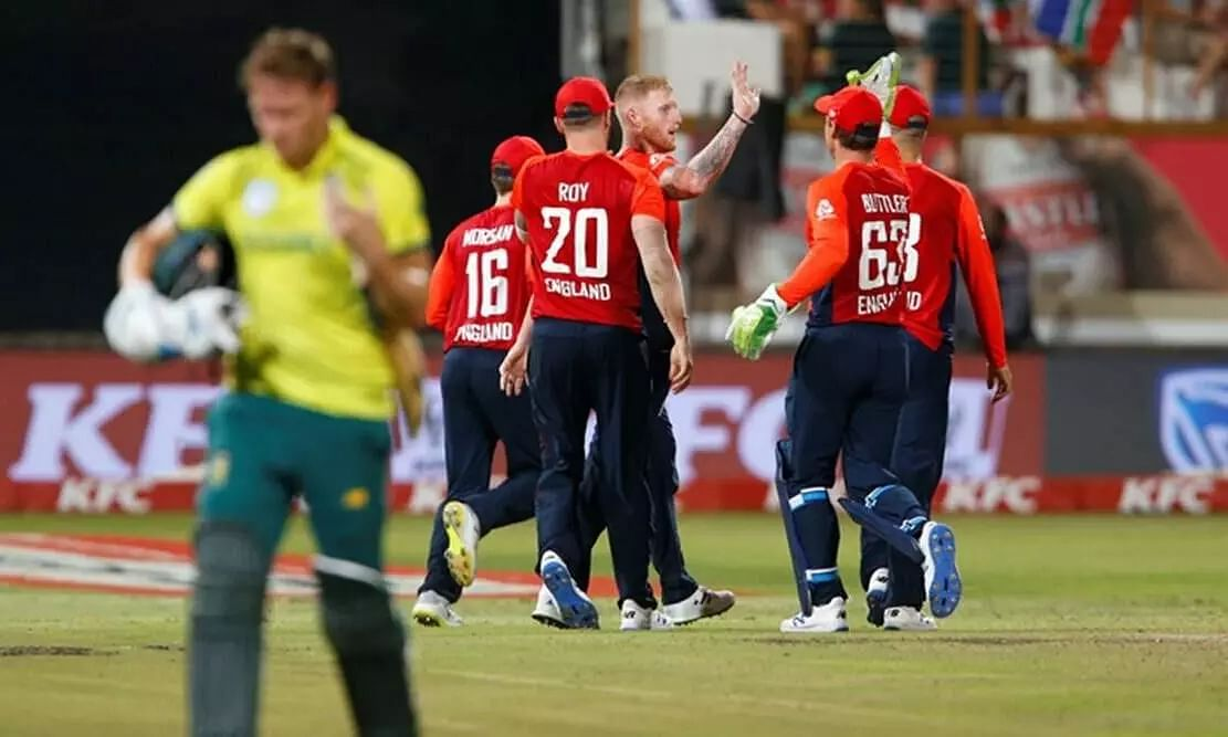 Malan and Buttler share world record in England vs South Africa