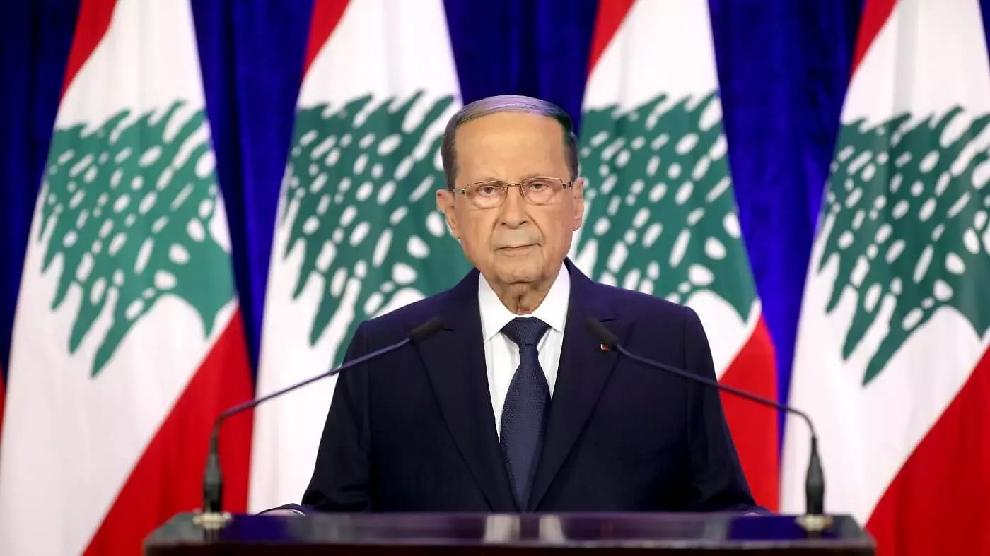 Border talks hurdles with Israel can be solved: Michel Aoun