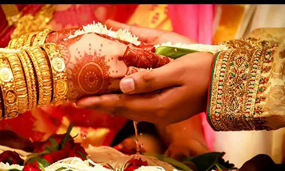 Police in Lucknow stopped an interfaith wedding