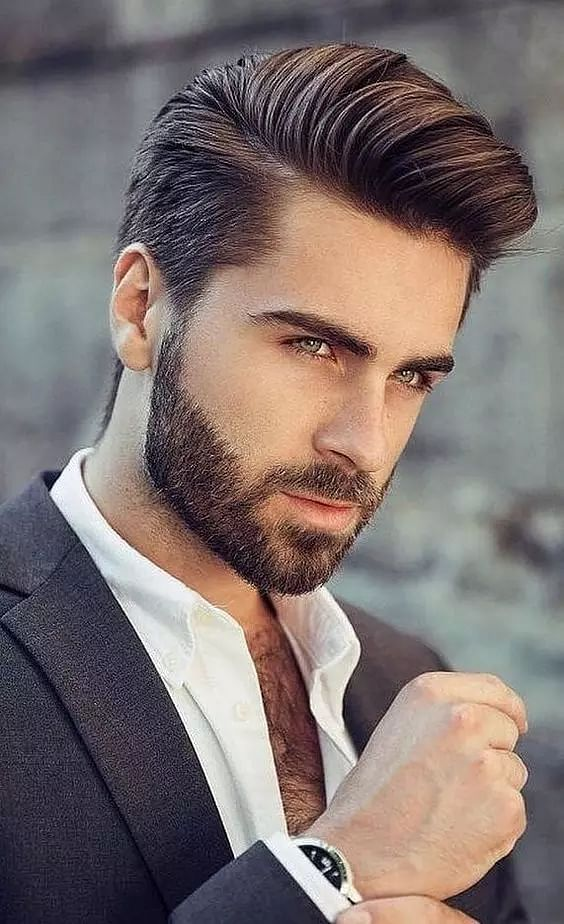 Stylish hairstyles and haircuts for men