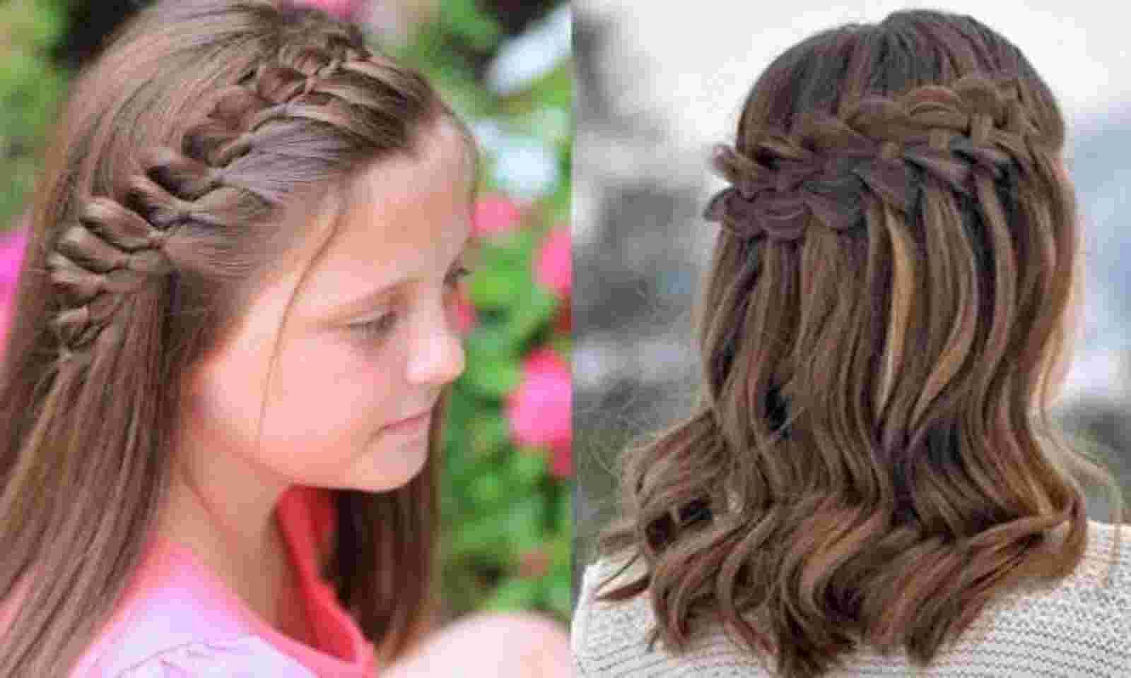 Hairstyles For Girls Easy Guide For Simple Hairstyles Sentinelassam