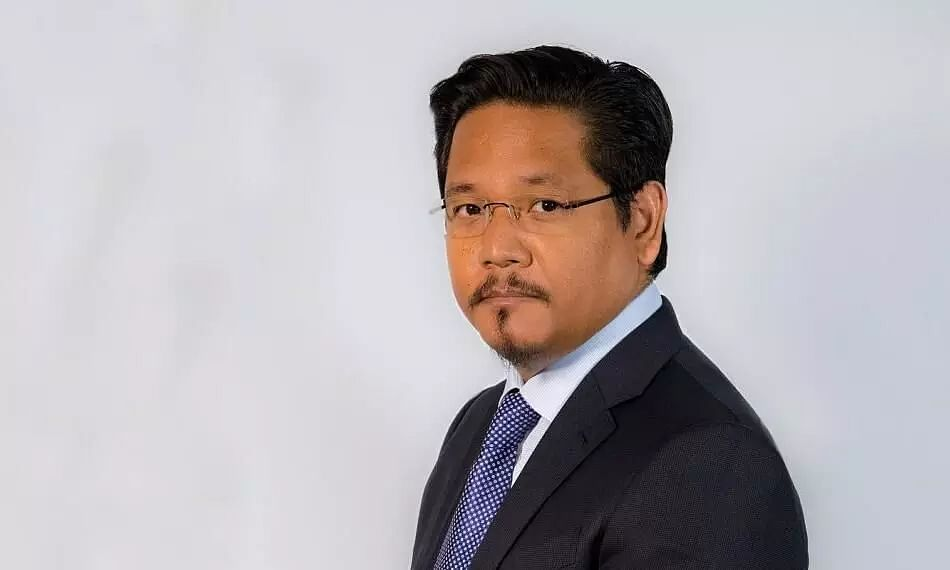 Meghalaya CM Conrad Sangma tests positive for COVID-19, has 'mild symptoms'