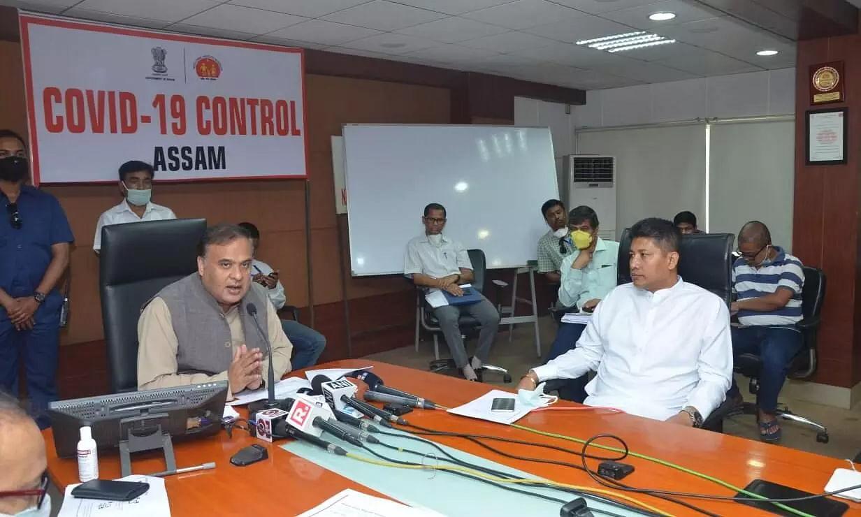 Ajmal Foundation case: AIUDF to take action against BJP leaders Himanta Biswa Sarma, Pijush Hazarika