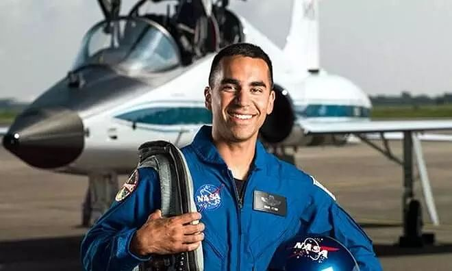 Manned Mission to Moon: Indian-American astronaut Raja Chari selected by NASA