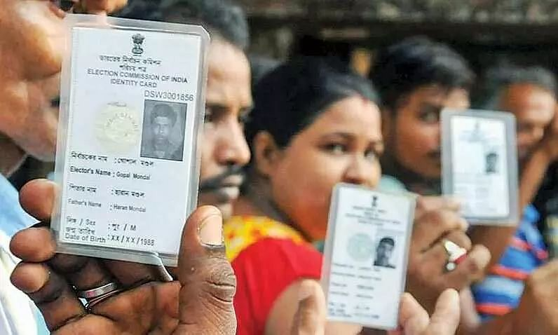 Voter Id cards likely to go digital: Election Commission of India
