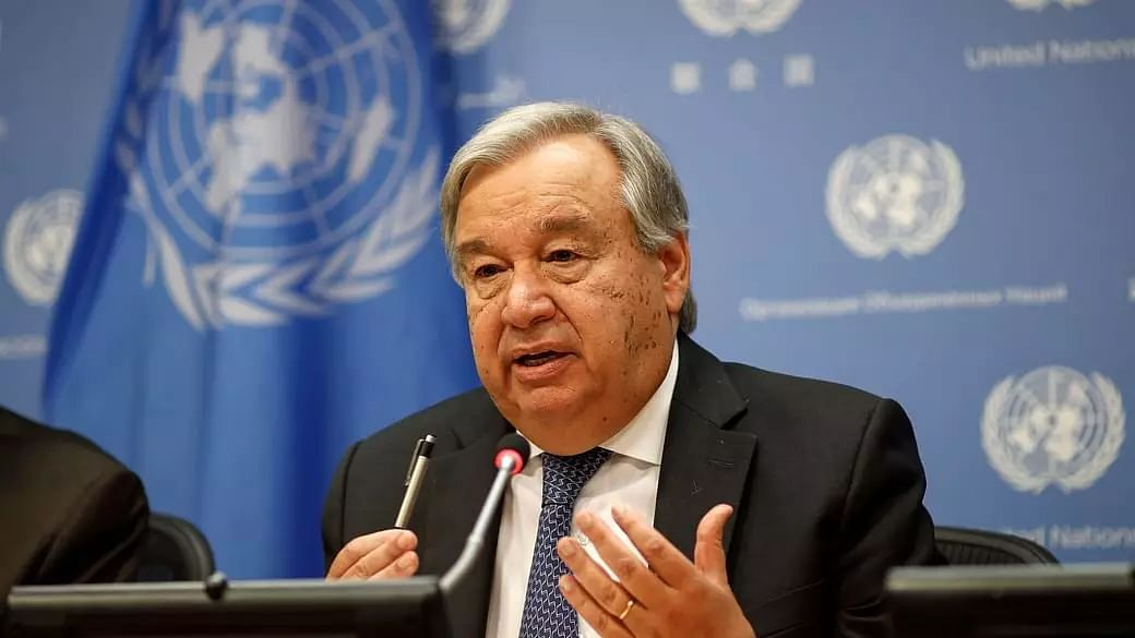 Antonio Guterres calls for multi-lateralism, reformed global governance
