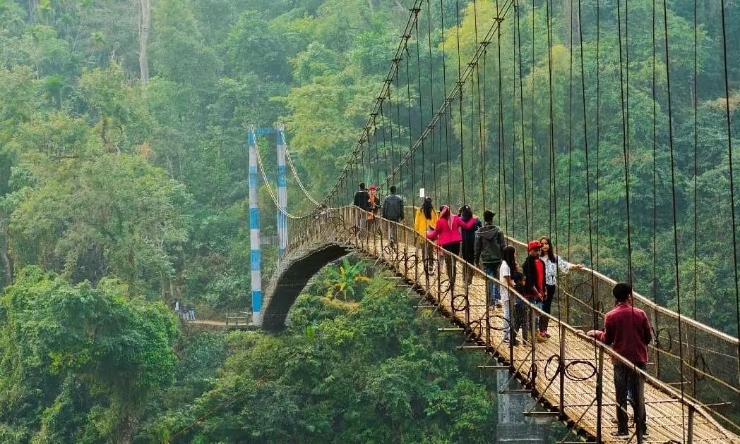 Natures paradise Meghalaya: Some hidden gems you must visit