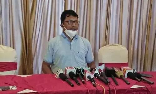 Democracy is being killed in BTAD: BPF general secretary Prabin Boro