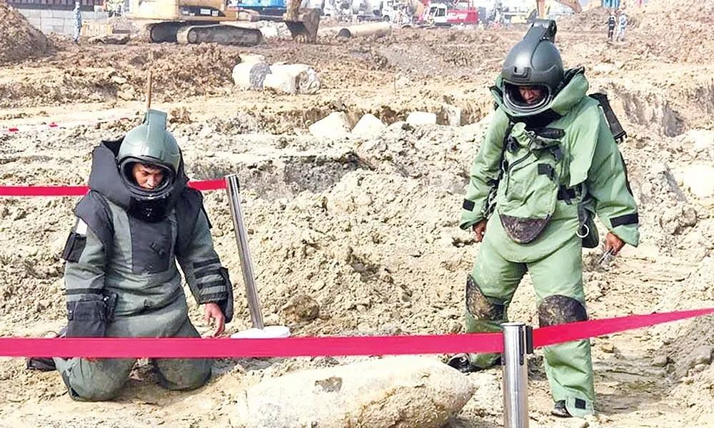 250-kilo live bomb found near Dhaka Airport, experts believe bomb from 1971 Indo-Pak war