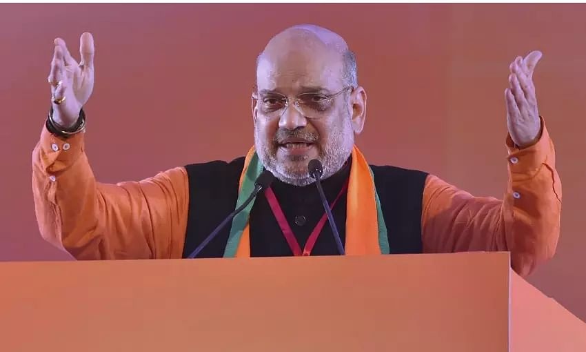 Union home minister Amit Shah to visit Assam on Dec 26