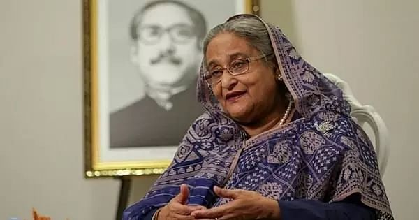 Will never allow division in the name of religion: Sheikh Hasina