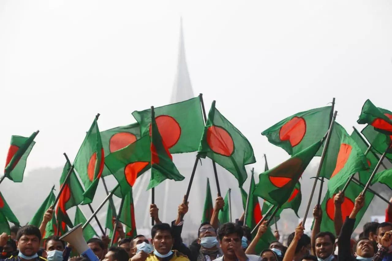 Bangladesh celebrates 50th Victory Day