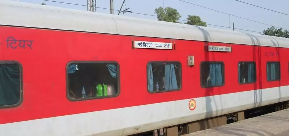 NFR to run special trains - Dibrugarh-Howrah Express Special