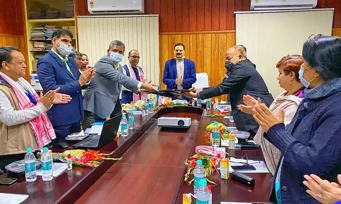 Assam plans to develop its MSME ecosystem, MoU signed with SIDBI