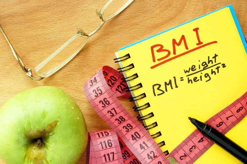 Is BMI a useful predictor of your health status?