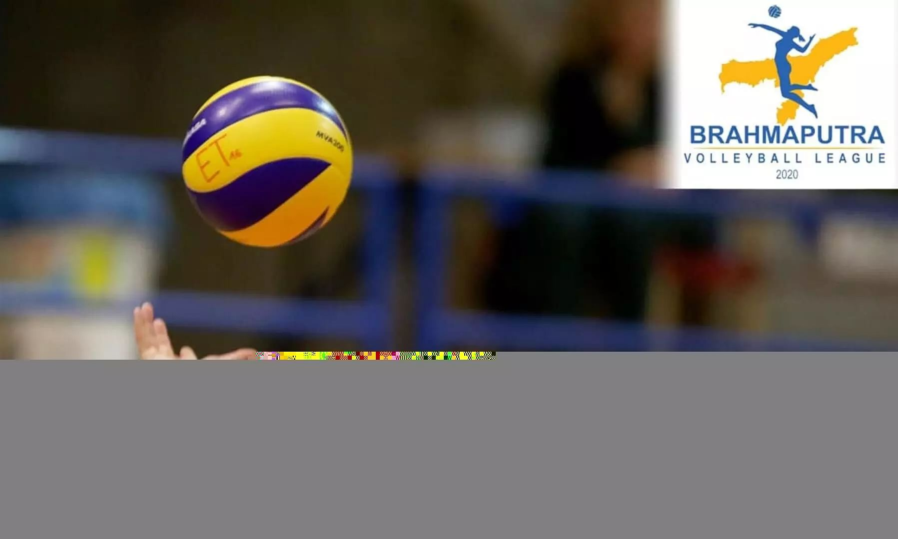 The story behind Brahmaputra Volleyball League