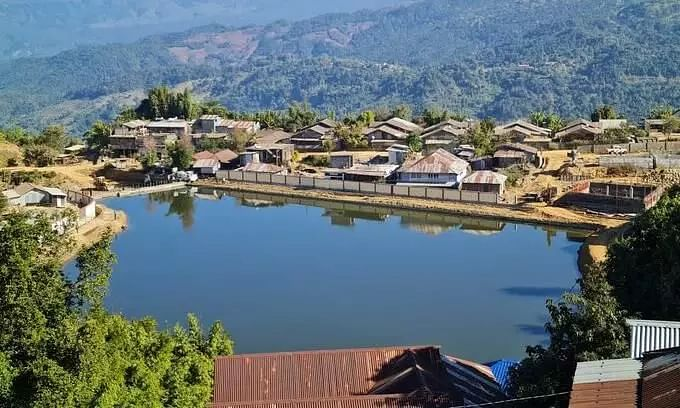 Artificial water reservoir to solve water scarcity problem in Tamenglong
