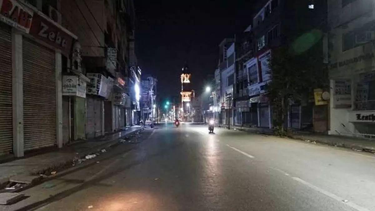 Night curfew back in Maharashtra