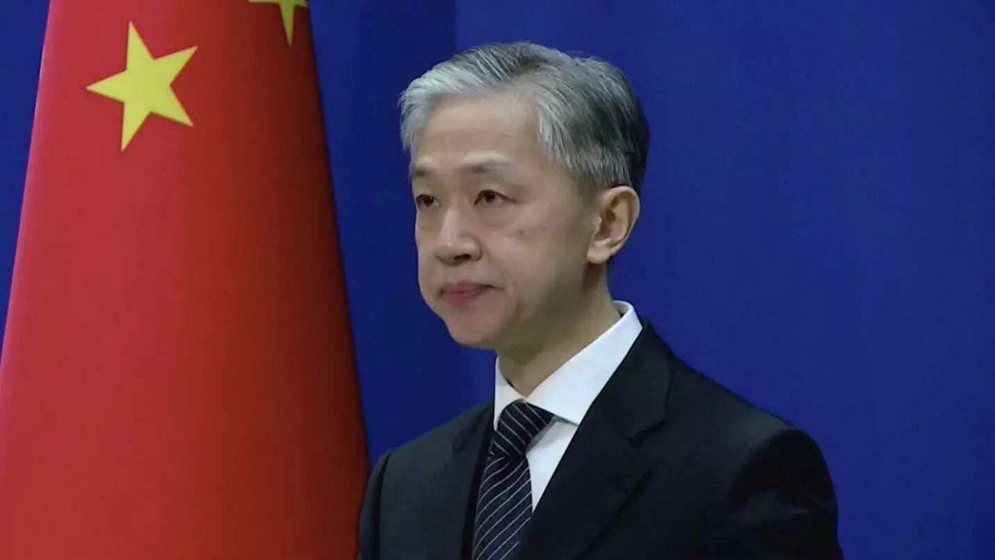 China opposes US list of firms with alleged military ties