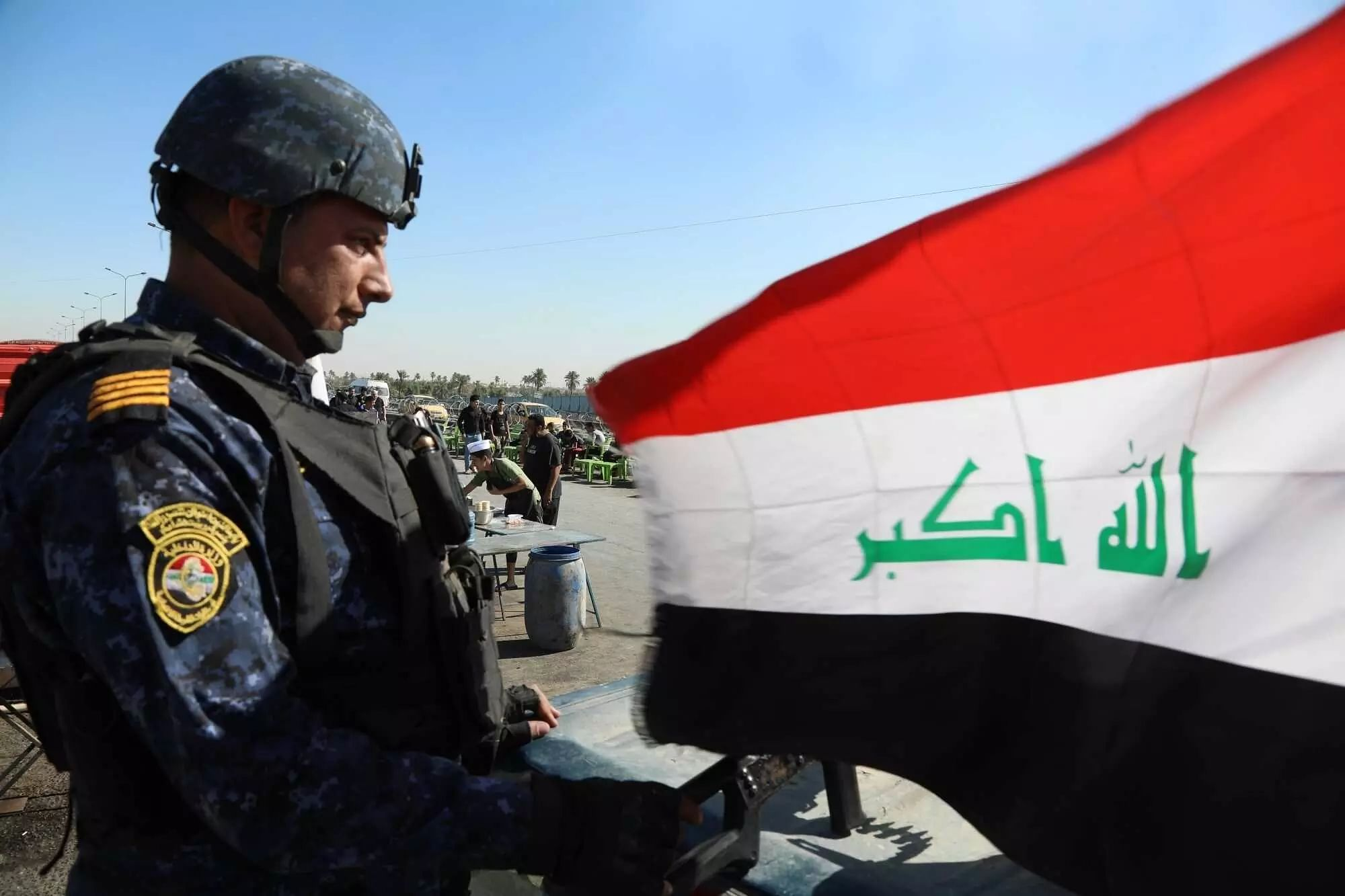 Iraq urges US to reconsider pardons for Blackwater guards