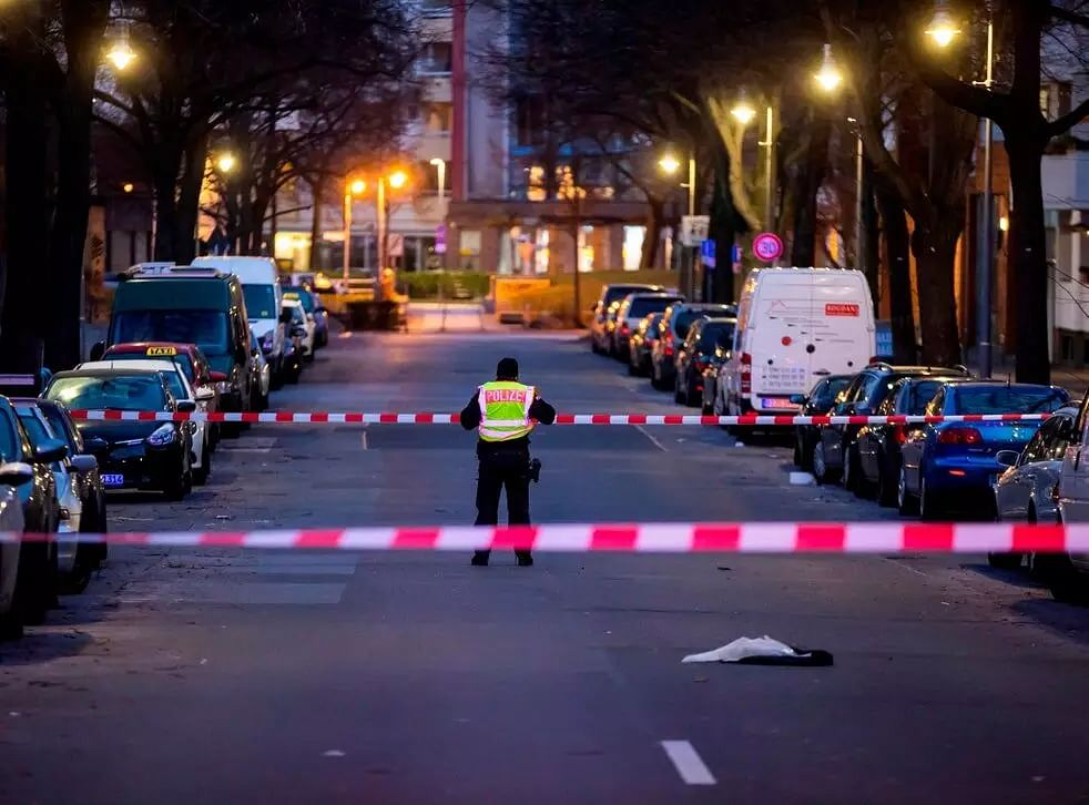 Berlin shooting: Four people in hospital after Boxing Day gunfire in German capital