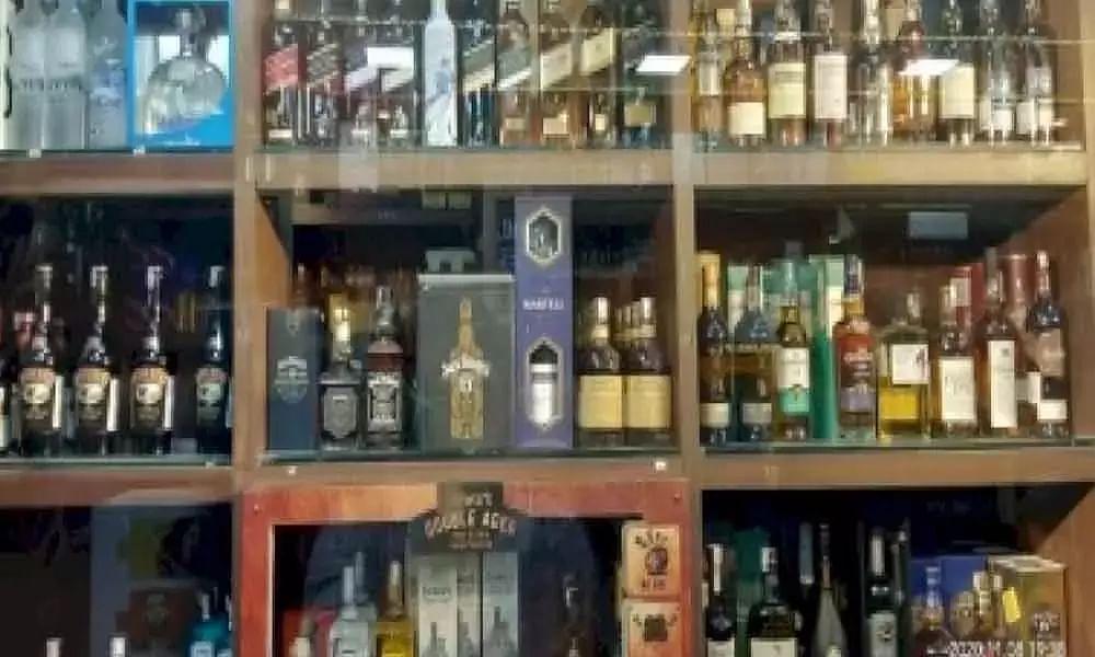 Liquor, contraband worth Rs 47 lakh seized in Bihar