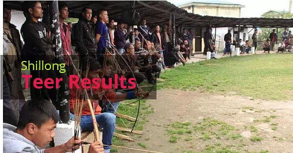 Shillong, Jowai Teer Results Today - 04 Jan21 - Meghalaya Teer Hit Number Live Update