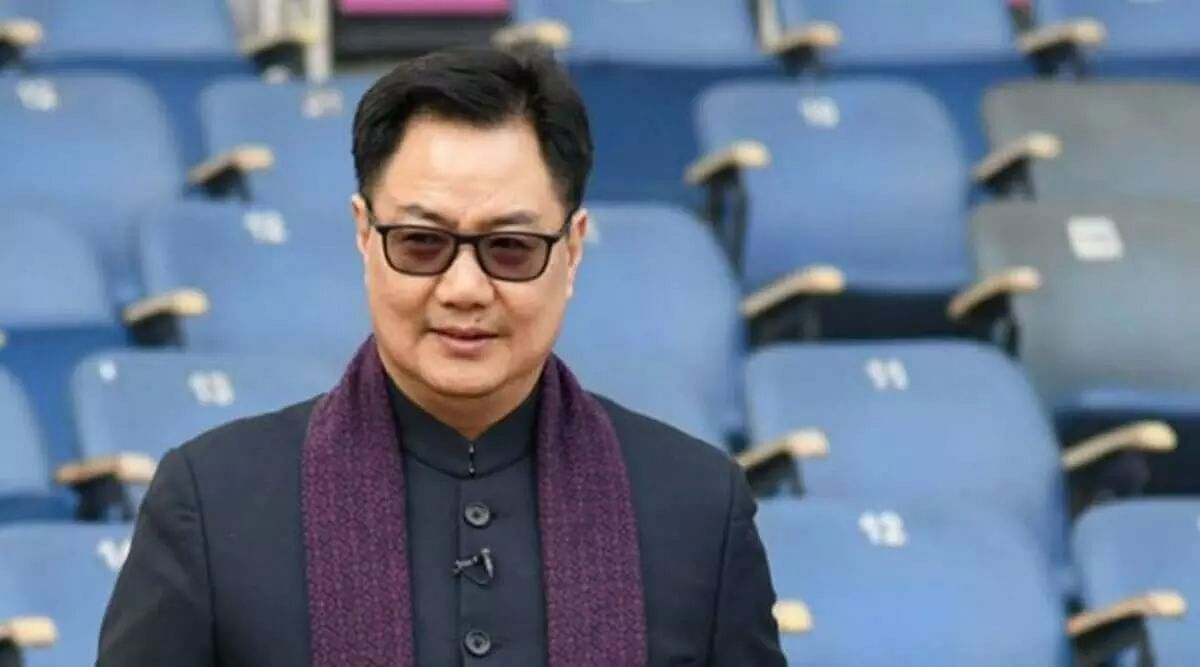 Facilitate special training for state cricketers: Governor to Kiren Rijiju