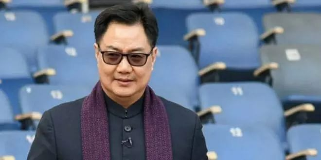 We have huge expectations from shooting: Kiren Rijiju