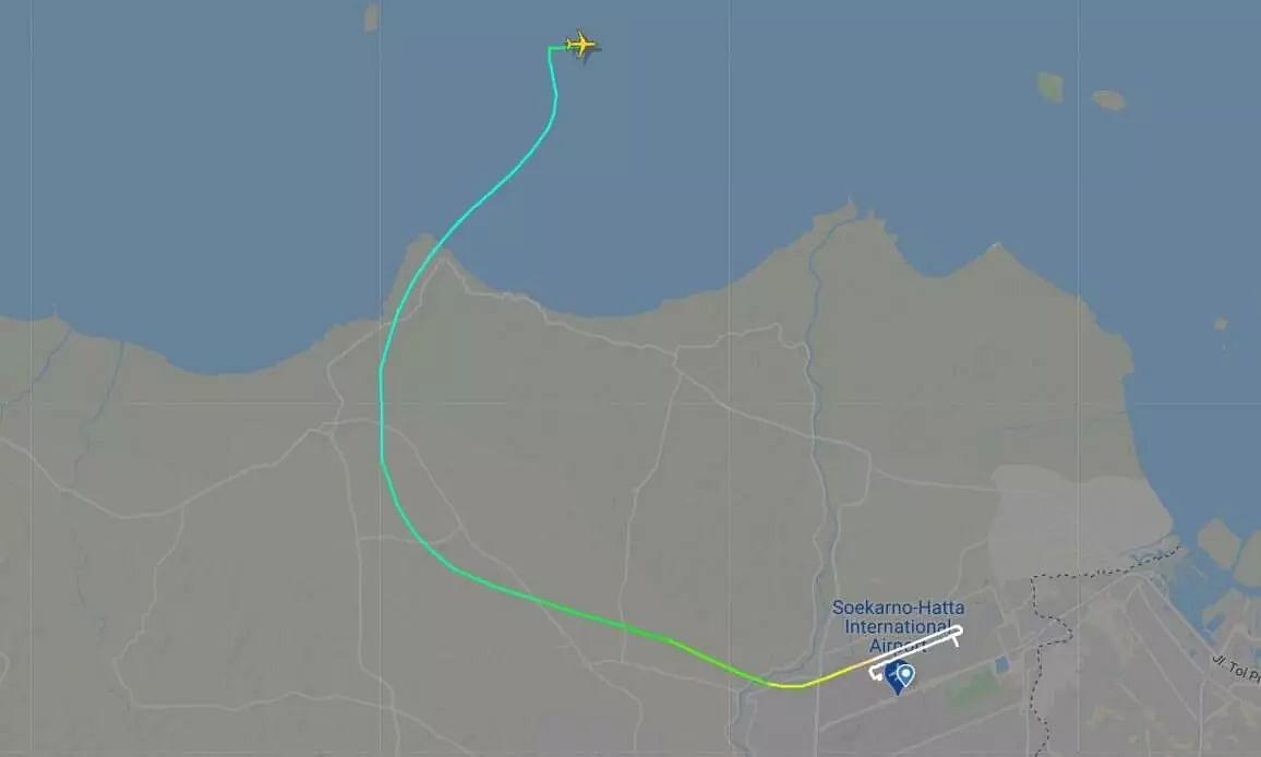 Indonesia Plane Crash: Authorities Locate Black Boxes of Sriwijaya Air Jet