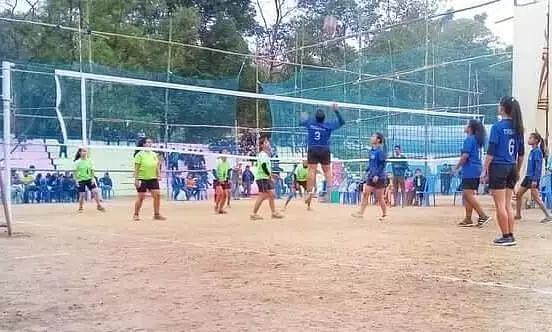 Inter District Junior Volleyball kicks off