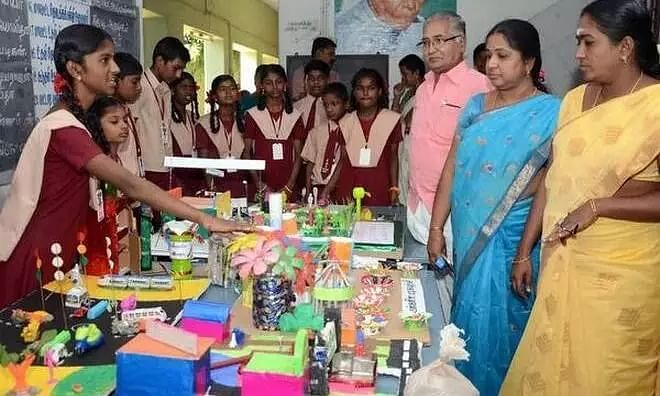Assam: Two-Day Rural Science Mela Underway in West Karbi Anglong