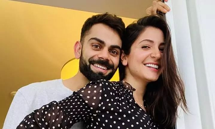 Virat Kohli and Anushka Sharma Blessed with a Girl