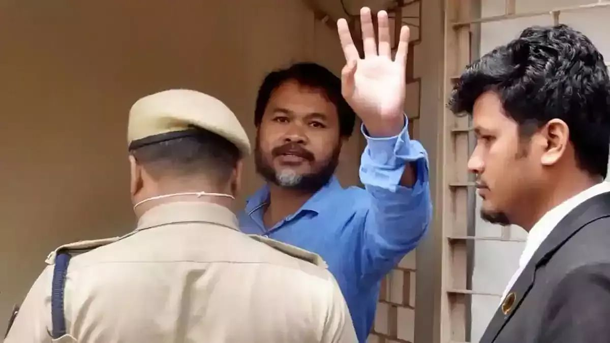 Raijor Dal to Move SC for Release of Akhil Gogoi