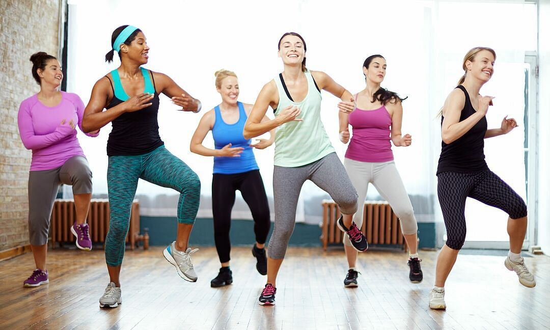 How does Zumba work in weight loss?