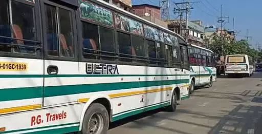 Assam Motor Workers Association Calls for Chakka Bandh on Jan 27