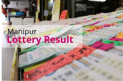 Manipur Lottery Results Today - 14 January21 - Manipur State Singam Morning, Evening Lottery Result