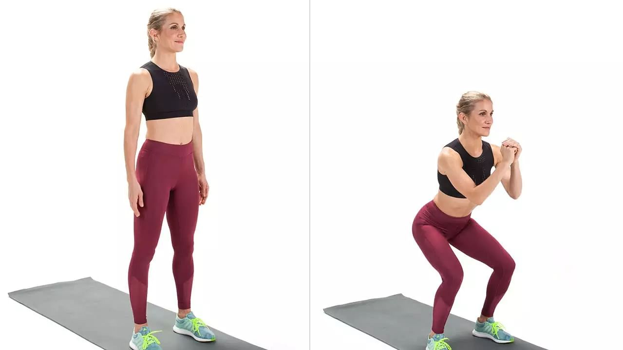 Benefits of Squat Exercise