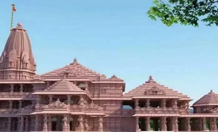 Congress leader Digvijaya Singh Donates for Ram Mandir, Ayodhya