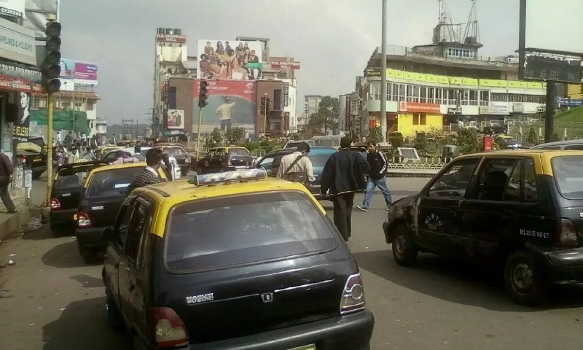Steep Hike in Taxi Fare Disgust Tourists & Travellers in Meghalaya